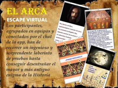 EL ARCA Escape Online